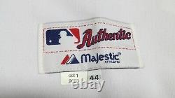 2003 Adam Kennedy Los Angeles Angels Game Used Worn MLB Baseball Jersey! Anaheim