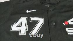 2020 Gio Gonzalez Chicago White Sox Game Used Worn Spring MLB Baseball Jersey