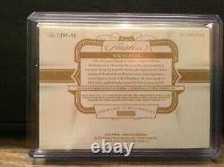 2020 Panini Flawless ADDIE JOSS Jumbo Game-Used Jersey Patch 10/10 Gold Legend