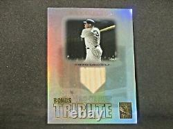 Babe Ruth 2003 Topps Tribute 600 HR Club Game Used Bat #BR New York Yankees WOW