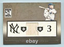 Babe Ruth 2010 Topps Tribute Game Used Bat /50 New York Yankees