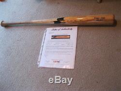 Barry Bonds Game Used Baseball Bat 1994-1995 PSA Certified
