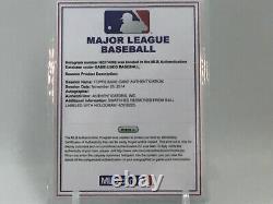 Derek Jeter 2015 Topps Tribute Fond Farewellgame Used Baseballhis Jsy. #02/10