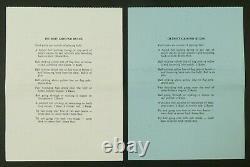 Detroit 8/31/92 Baseball Orig Game Used Lineup Cards From Umpire Don Denkinger