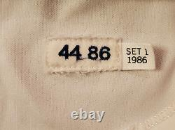 FELIPE ALOU 1988-1991 Montreal Expos Game Used Worn Jersey READ DESCRIPTION