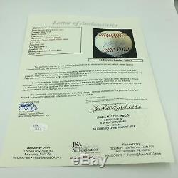 Incredible Mike Trout Rookie Signed Game Used 2011 All Star Game Baseball JSA