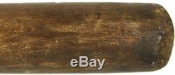 Larry Doby Game Used NEGRO LEAGUE Bat 1940's Newark Eagles Baseball Mears COA