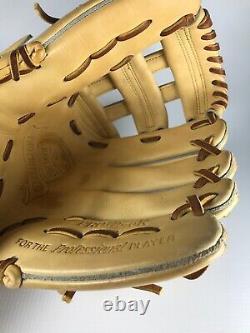 Marlins Astros Matt Dominguez Game Used Rawlings 12 Pro12-6K Infielders Glove