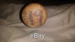 Milwaukee Brewers Early 1980s Robin Yount Game Used Baseball Bat