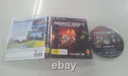 Minecraft Playstation 3 Edition Game USED 999