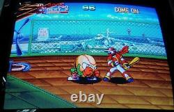 NINJA BASEBALL BATMAN PCB Jamma Video Arcade Game IREM 1999