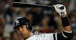 NY Yankees Alex Rodriguez Game Used & Signed Baseball Bat Graded PSA 10