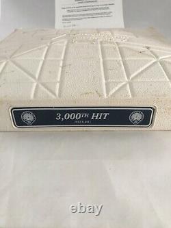 New York Yankees Derek Jeter Game Used Retirement Signature Moments Base Steiner