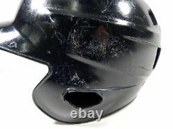 Pawtucket Red Sox PawSox Game Used Black Batting Helmet DP06807