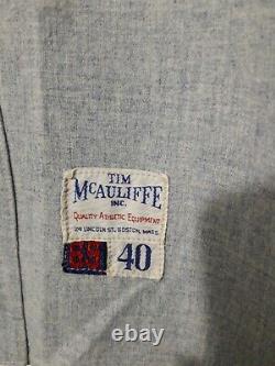 Philadelphia Phillies AA Team Reading Phillies 1969 Game Used Flannel Jersey #6