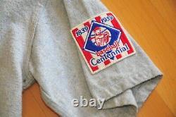 1939 The Natural Movie Cincinnati Reds Game Worn (utilisé) Flannel Jersey 46