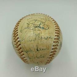 1976 Yankees Équipe Signé Jeu Utilisé Thurman Munson Baseball & Nolan Ryan Psa Adn