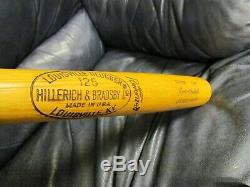1977-1978 Lyman Bostack Jeu Utilisé Louisville Slugger Batte De Baseball