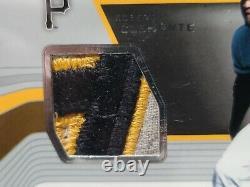 2004 Roberto Clemente Ultimate Jeu Utilisé Worn Prime Patch Pirates Hof /75
