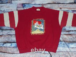 Adidas Olympia Pullover1928 St. Moritz Winter Gamessupportrotgr Xltip Top