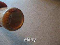 Barry Bonds Jeu Utilisé Baseball Bat Psa Certifié 1994-1995