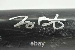 Joey Bart A Signé Cracked Rawlings Big Stick Baseball Bat Jsa Coa
