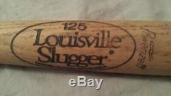 Milwaukee Brewers Début Des Années 1980 Robin Yount Jeu Utilisé Batte De Baseball