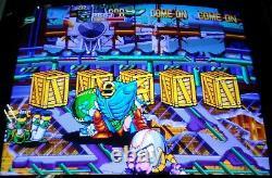 Ninja Baseball Batman Pcb Jamma Jeu D'arcade Vidéo Irem 1999