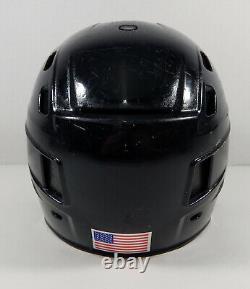 Pawtucket Red Sox Pawsox Jeu Utilisé Casque Black Batting Dp06807