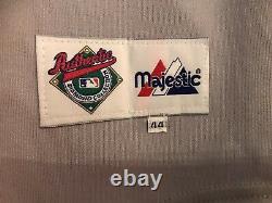 Rare Sammy Sosa Chicago Cubs Jeu Utilisé Route Baseball Jersey