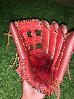 Rawlings Heart Of The Hide Proharp34s Bryce Harper Game Day Gant Outfield 13