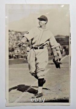 Super Rare VIC Aldridge Jeu Utilisé 1925 World Series Baseball Glove