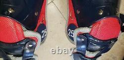 Tyler Flowers Atlanta Braves Jeu Utilisé Autograph Catchers Gear. Mlb All Star