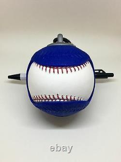 Veste Sweetspot Autographié Signé Baseball 2b Utilisé @ Los Angeles Dodgers Game