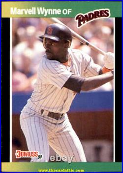 Vintage 1989 Jeu Utilisé San Diego Padres Rawling Baseball Batting Casque Abc