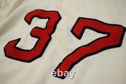 Vintage 60s Baseball Los Angeles Angels Anaheim Ken Mcbride Game Jersey